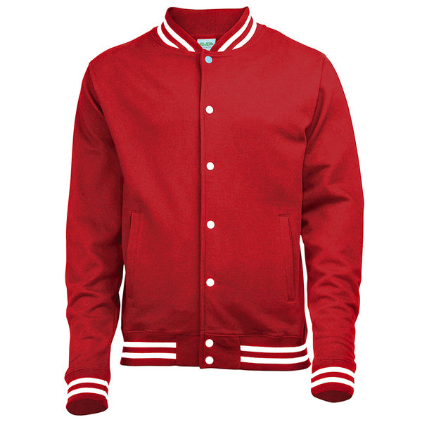 AWD's College Jacket Rood