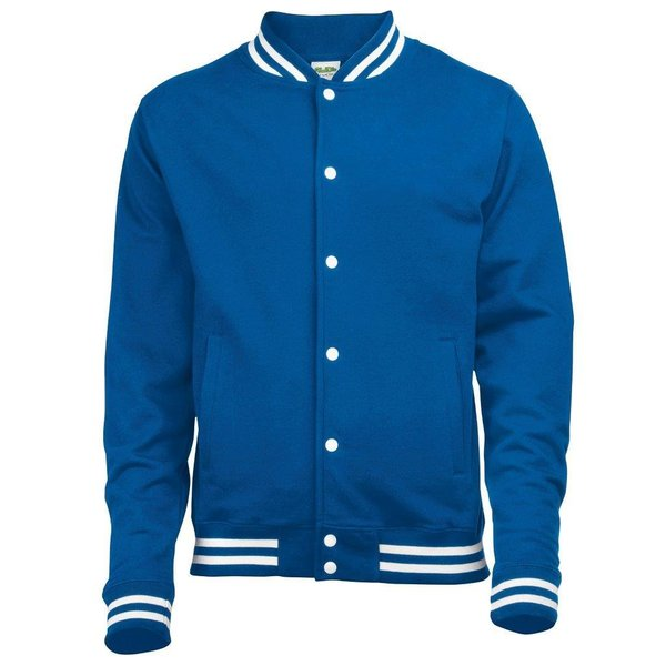 AWD's College Jacket Royal Blue