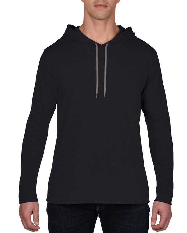 Anvil Hooded T-shirt