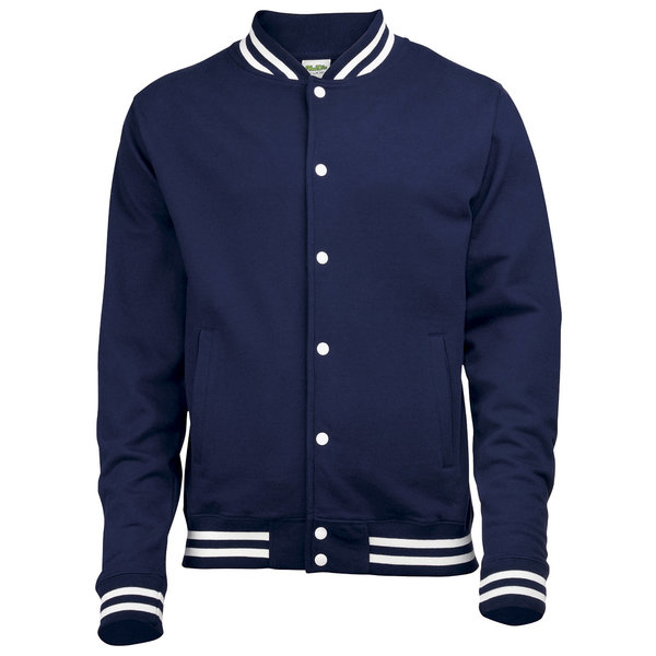 AWD's College Jacket NAVY XL